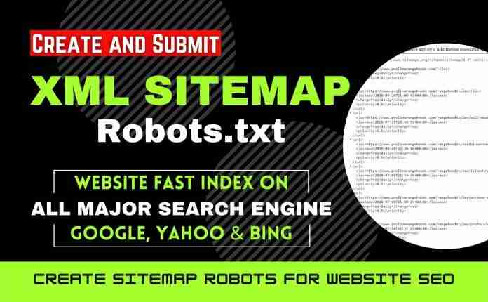 Create and submit a robots.txt file